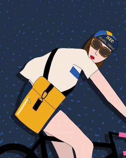 Bodo delivery service - Bodo ©Klaartje Busselot
